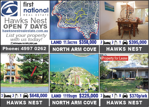 Hawks Nest First National