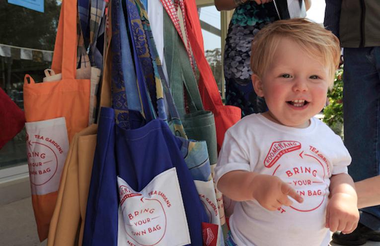 BOOMERANG BAGS: 1st Birthday Celebrations.