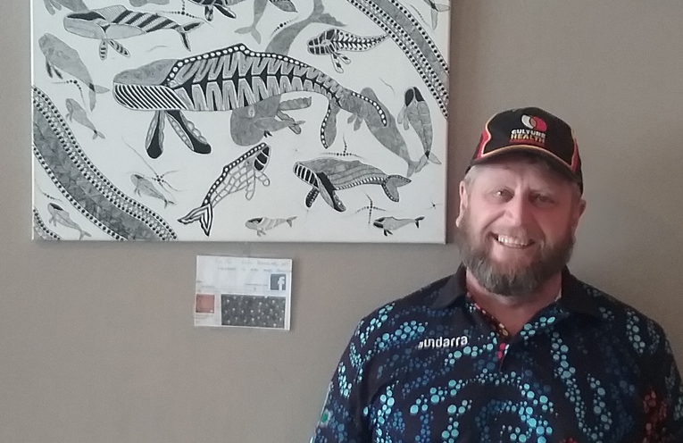 Peter Kafer is excited about the courses Duruga will offer to the community to upskill our community members.