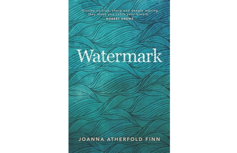 Watermark, by Port Stephens author Joanna Atherfold Finn.