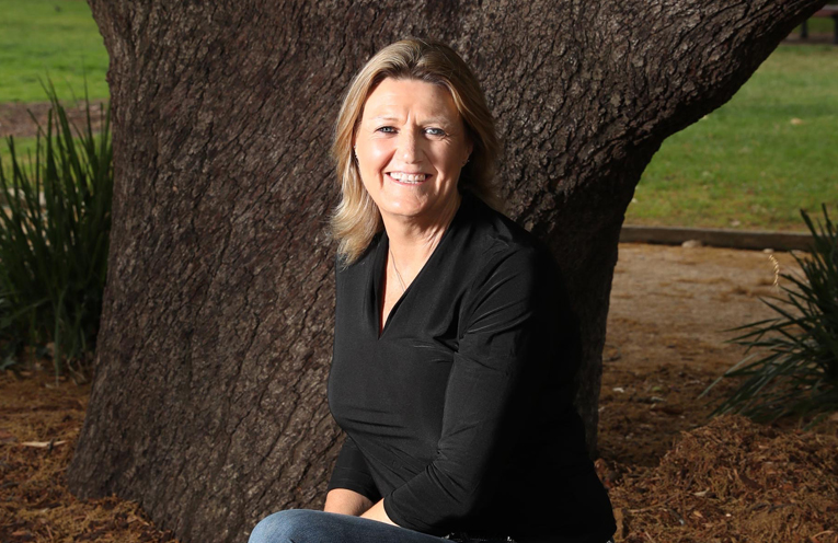 Robyn Lewis is passionate about speaking to help others.