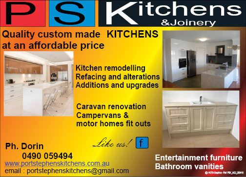 Port Stephens Kitchens & Joinery