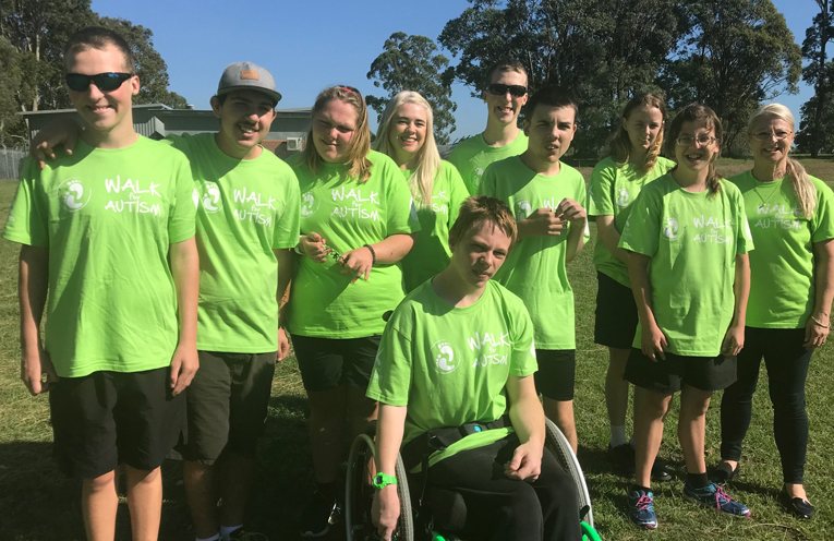 Mitch Low, Jackson Green, Maddison Petith,  Ms Georgina Ward, Tim Low, Kai Trebilco-McHarg, Tiffany Moul-e, Katelyn Ballangarry, Ms Vicki Catt and Dylan Donkin.