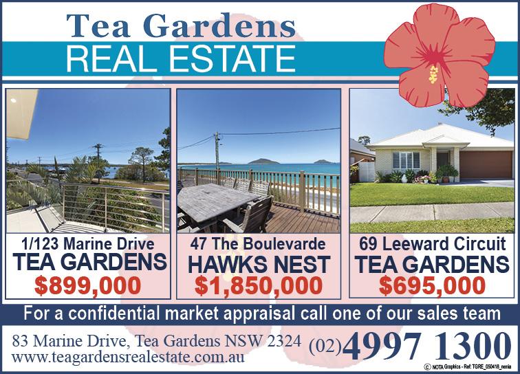 http://www.teagardensrealestate.com.au/