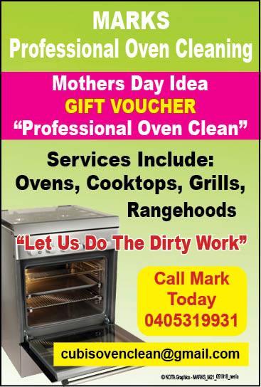Mark's Profesional Oven Cleaning