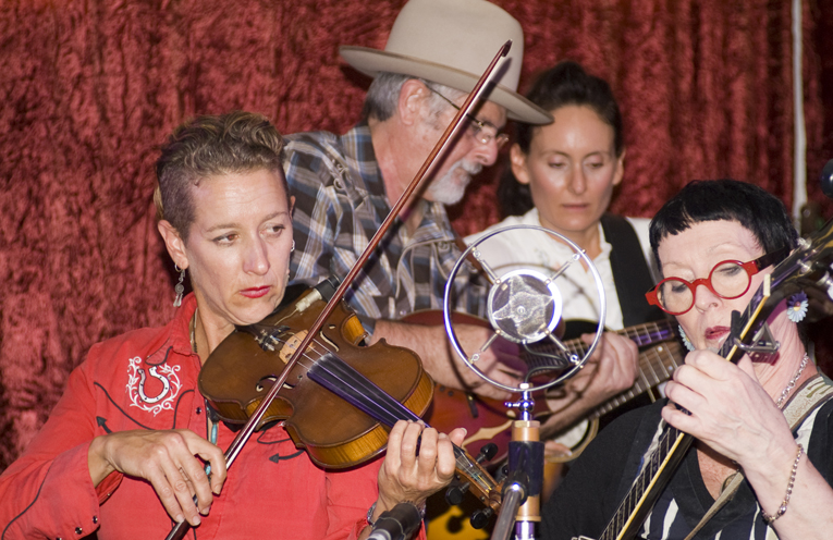 10TH ANNIVERSARY: Bluegrass Festival.