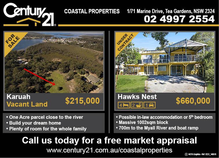 Century 21 Coastal Properties