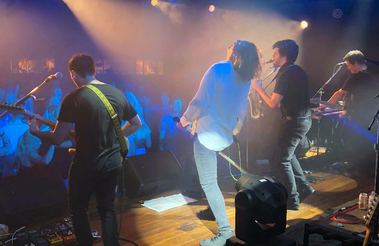 The INXS tribute show Live Baby Live! Is set to impress at Nelson Bay Diggers