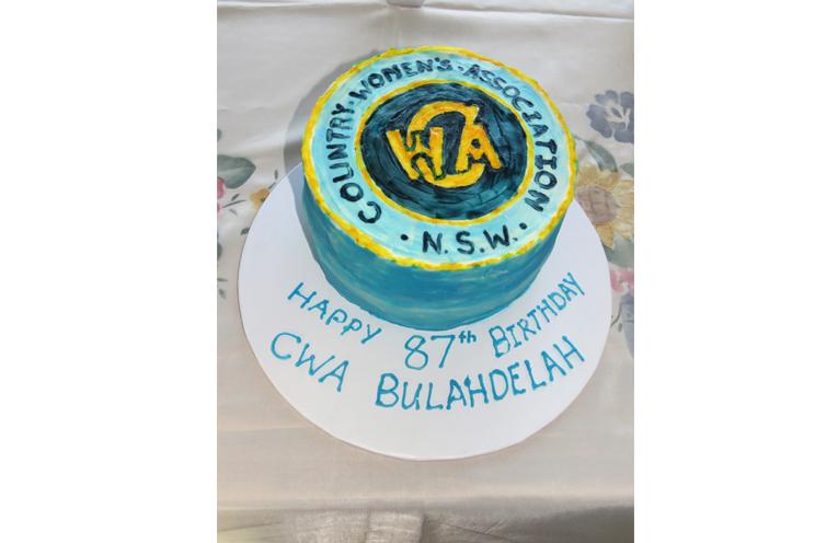 Bulahdelah CWA celebrates its 87th anniversary.