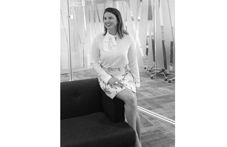 National finalist Megan Faraday-Bensley. Photo: Supplied