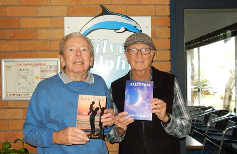 AUTHORS: Ron Stewart and Garry Boyd.