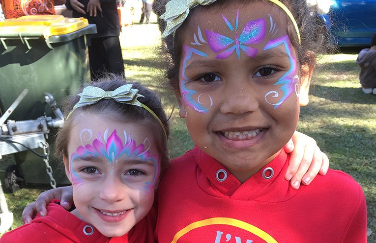 Lola Bovill and Klyce Ryan are looking forward to another special NAIDOC week, full of celebrations.