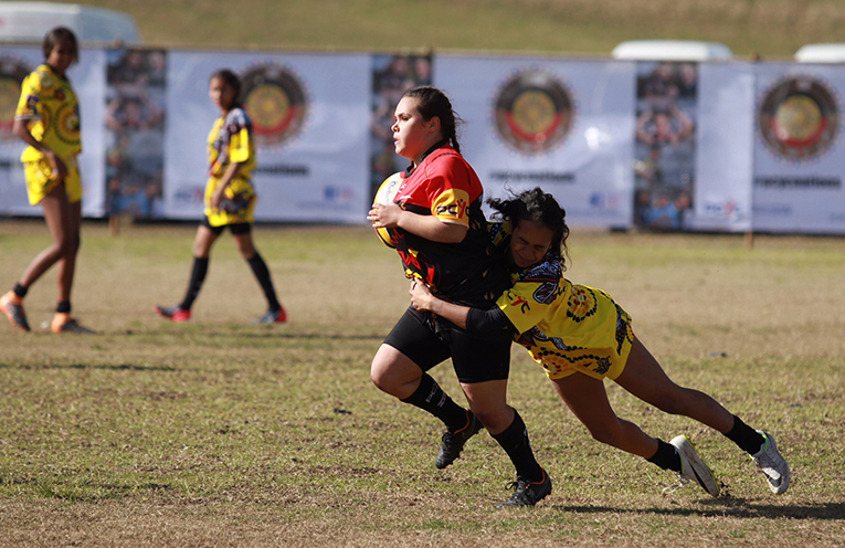 Rugby League teams went head to head at Lakeside sports complex for Nations of Origin 2018.