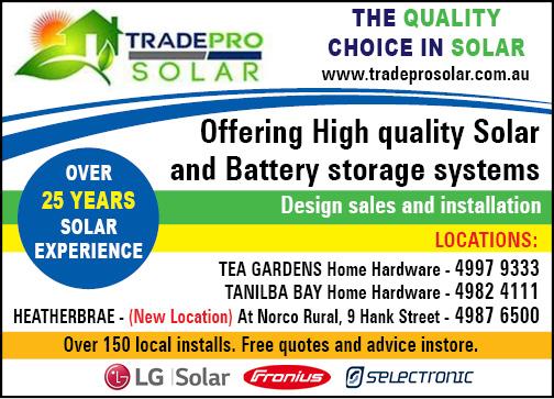 TradePro Solar