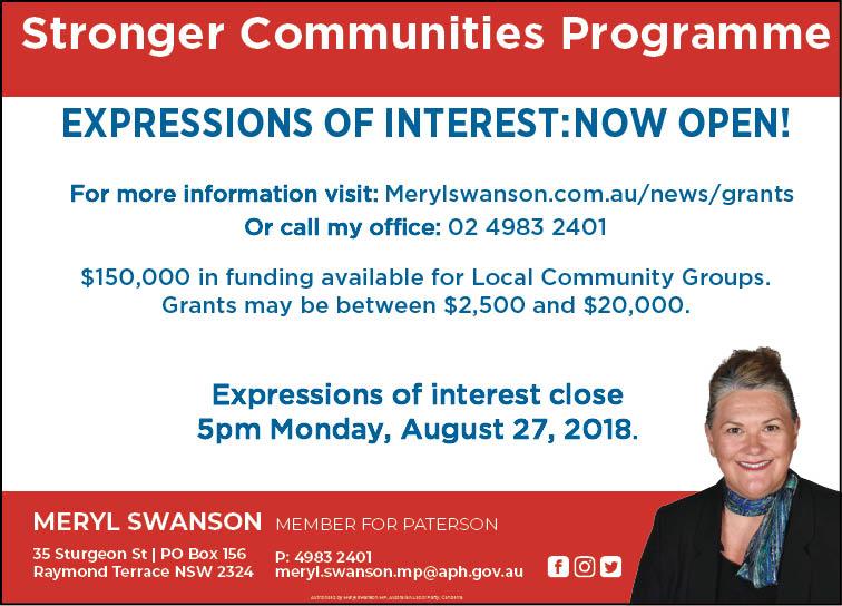Meryl Swanson - Member for Paterson