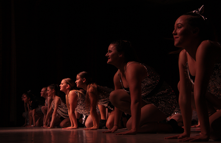 Performers impressed the crowds at Showcase 2018.