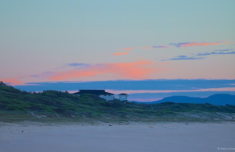 Bennett's Beach. Photo by Simon Wilson