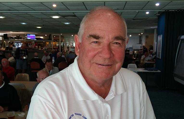 C Grade winner Paul Fordy.