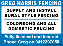 Greg Harris Fencing