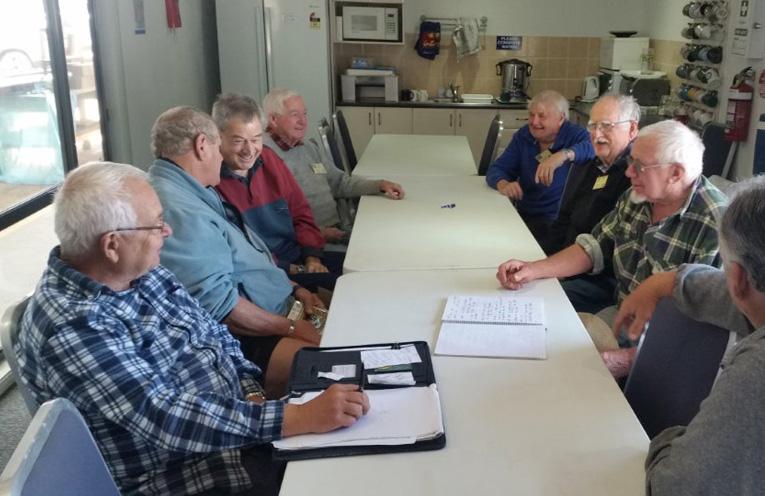 FARMERS DONATION: Tea Gardens/Hawks Nest Men's Shed.