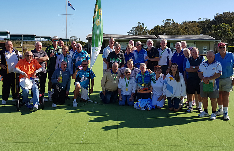 TEA GARDENS BOWLS CLUB: 'A Start in Life' Supporters.