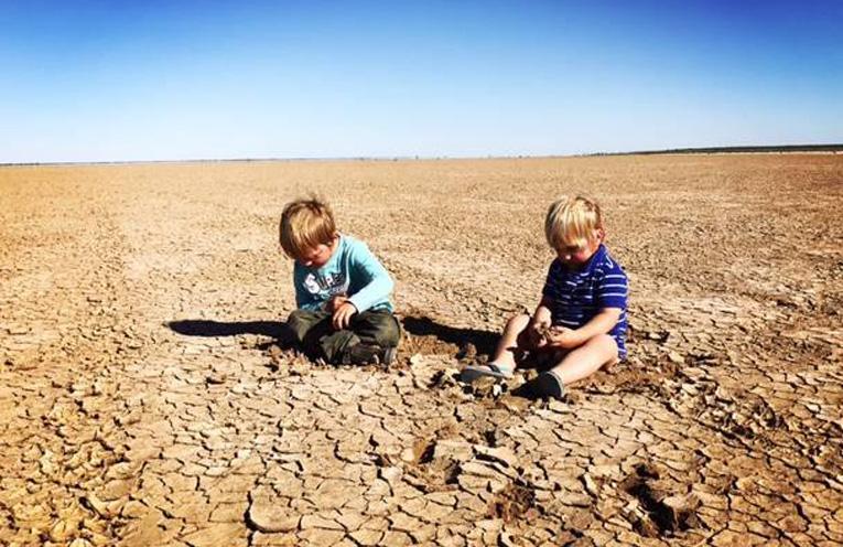 FARMERS APPEAL: 'One For the Farmers' at Bulahdelah