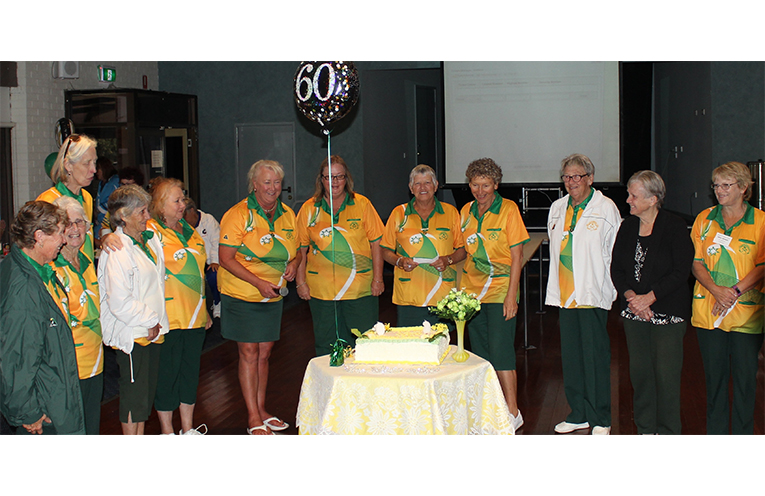 60TH BIRTHDAY CELEBRATIONS: Queen of the Mountain Tournament in Bulahdelah.