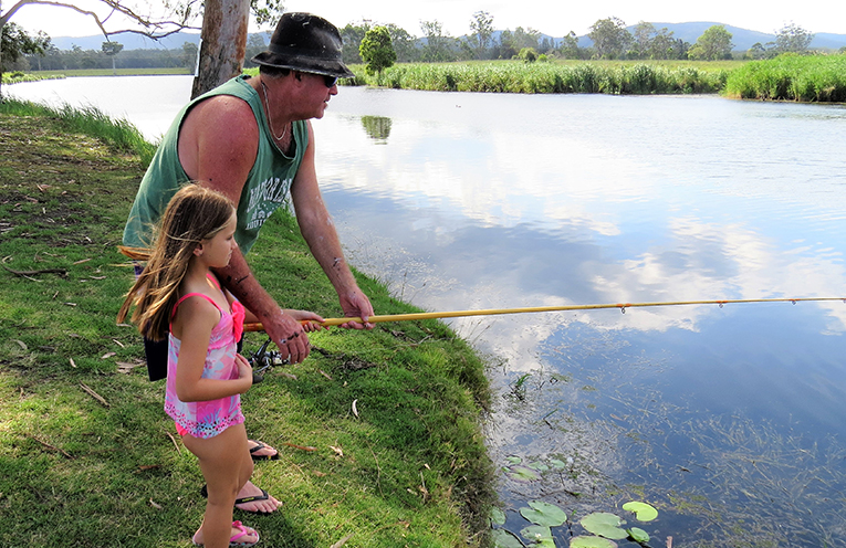 KARUAH KIDS FISHING COMPETITION: Longworth Park on Saturday 20 October.
