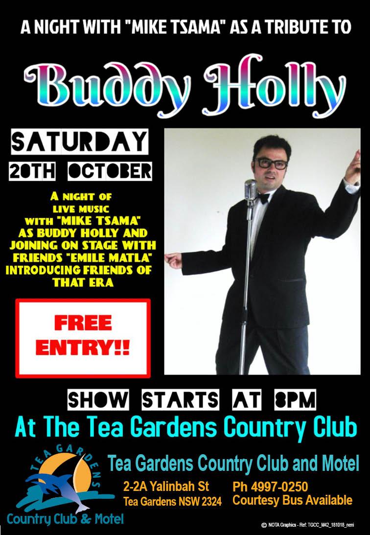 Tea Gardens Country Club