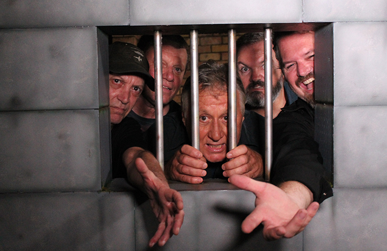 The Perpetrators live on stage this saturday from 8pm