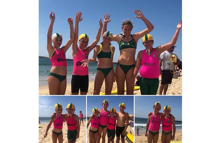 TGHN SURF CLUB: Nipper Squad.