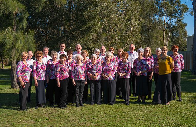 Port Harmony Choir.
