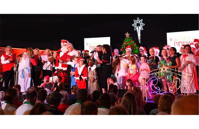 TEA GARDENS PRIMARY SCHOOL: Myall Coast Community Carols.
