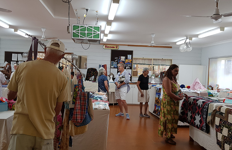 MYALL CRAFT AND ART CENTRE: 25th Anniversary Art Show.