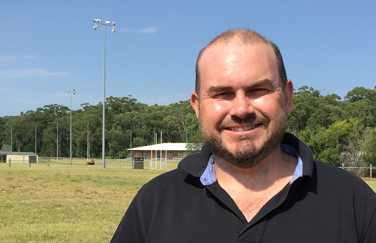Ben Niland, Port Stephens Citizen of the Year 2018
