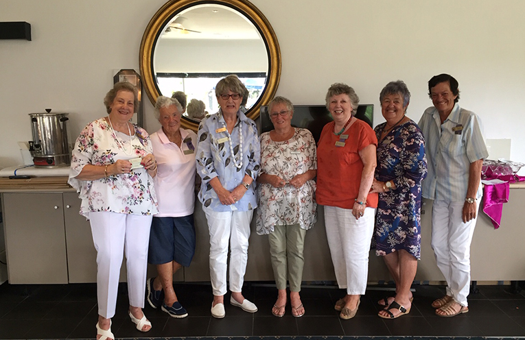 Myall River VIEW Club 2019 Committee.