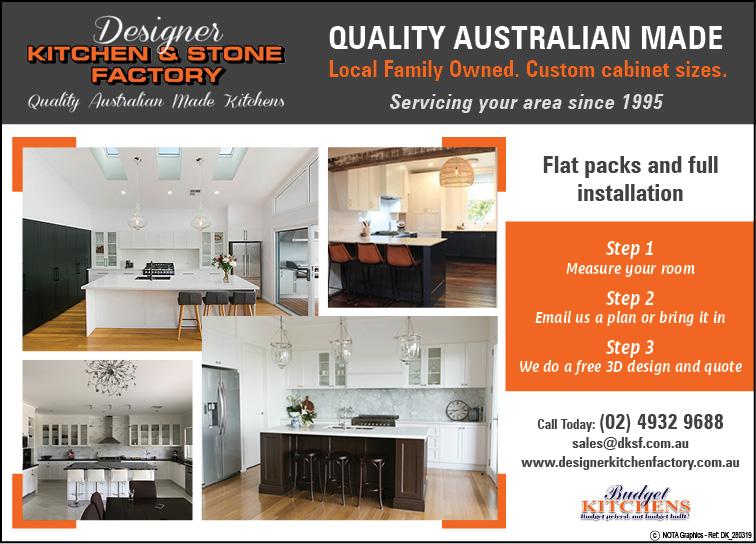 Designer Kitchen & Stone Factory