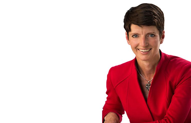 Labor candidate Kate Washington.