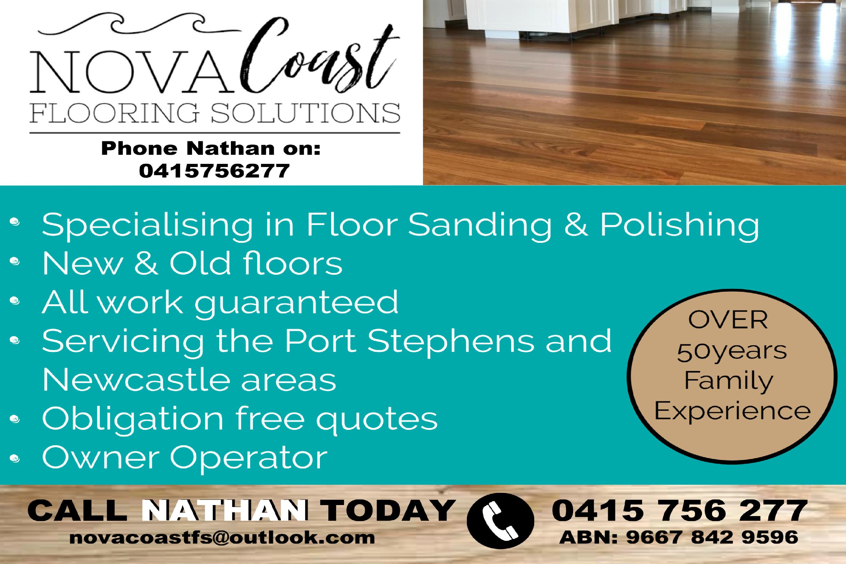 Nova Coast Flooring Solutions