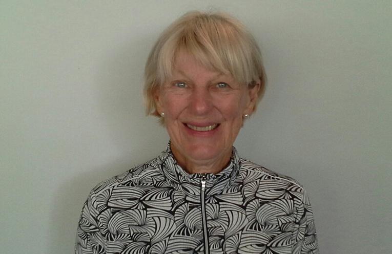 Cheryl Rose winner , monthly medal January.