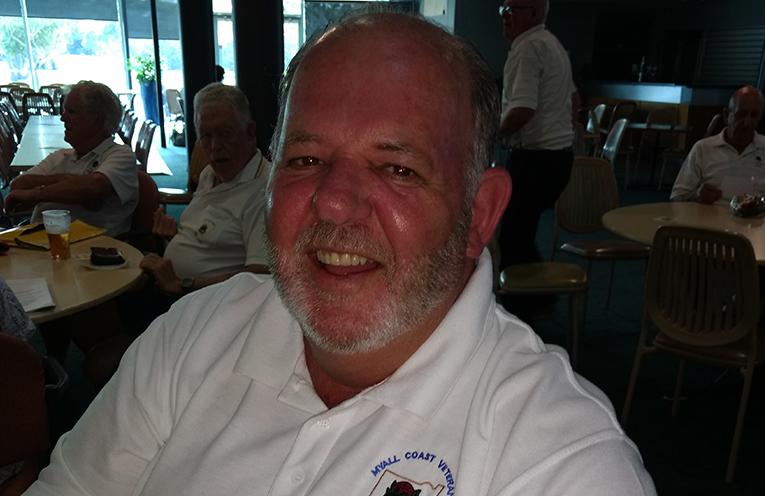 A Grade winner Marty Plim.