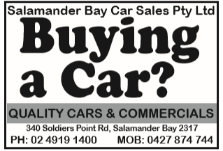 Salamander Bay Car Sales