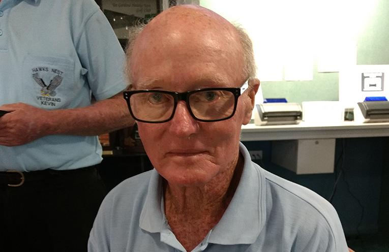 A Grade winner Lyle Hudson.