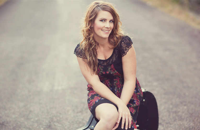 Kelly Hope is performing at Soldiers Point Bowling Club.