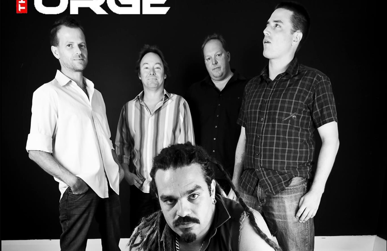 The Urge are performing at Shoal Bay Country Club on Saturday 11 May.
