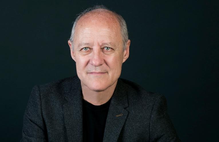Author Steve Matthews.