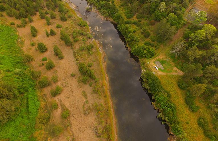 Manning-River-water-intake.