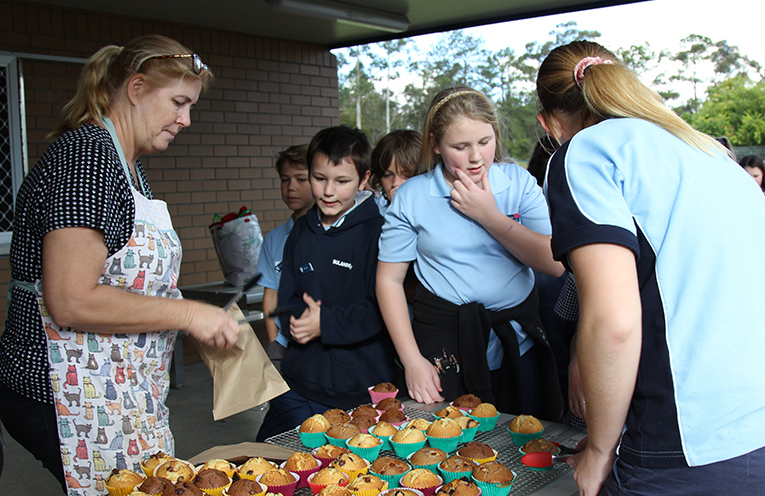 Elizabeth Smith (Teacher) – Food Technology