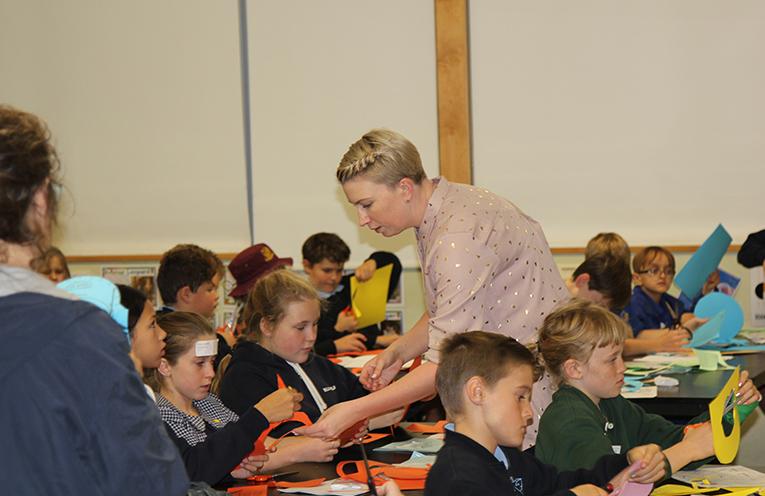Pam Gollan (Teacher) – Science