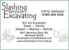 Chris Nebauer Slashing Services
